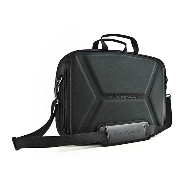 "Mobile Edge Alienware Vindicator Carrying Case (Briefcase) for 14.1"" Notebook - Black"