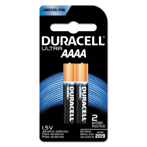 Duracell Ultra AAAA Batteries