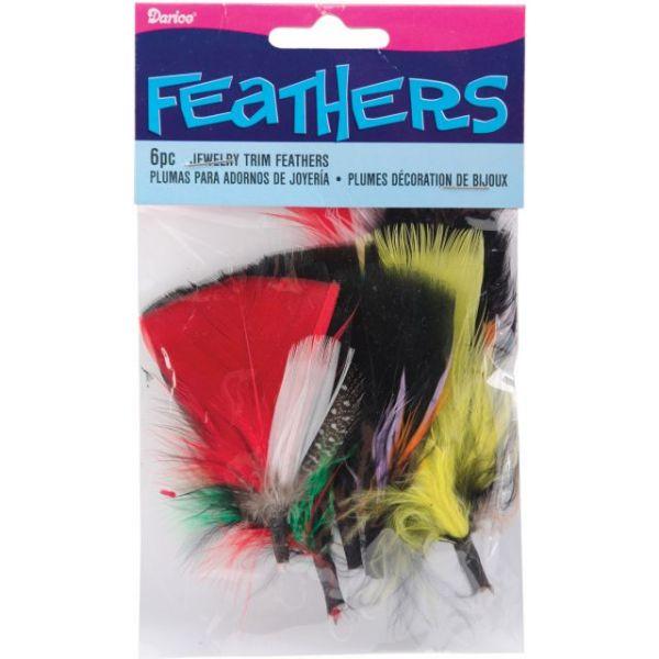 Feathers 6/Pkg