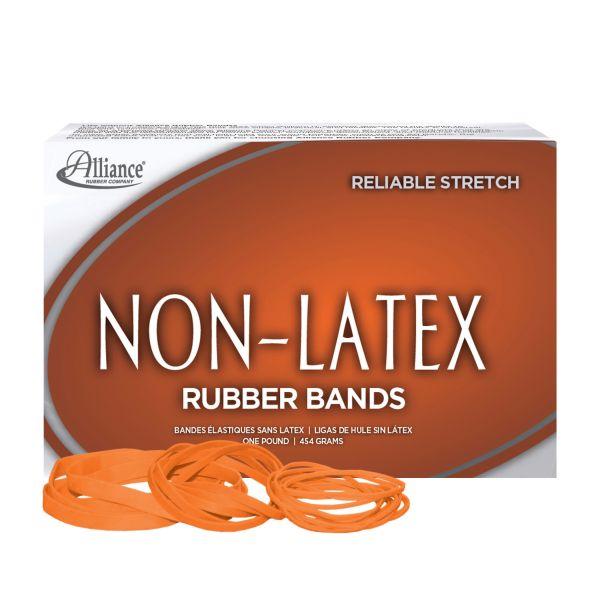 Alliance #54 Non-Latex Colored Rubber Bands (1 lb)