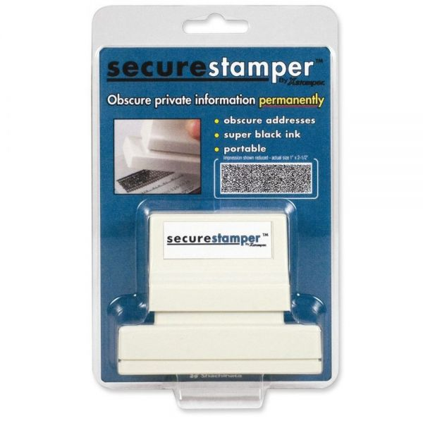 Xstamper Secure Privacy Stamps