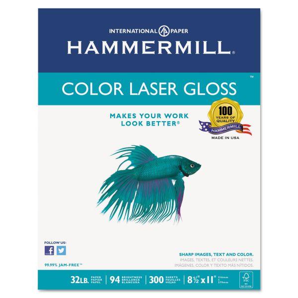 Hammermill Color Laser Gloss Printer Paper