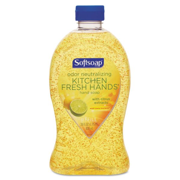 Softsoap Odor Neutralizing Kitchen Fresh Hands Liquid Hand Soap Refill