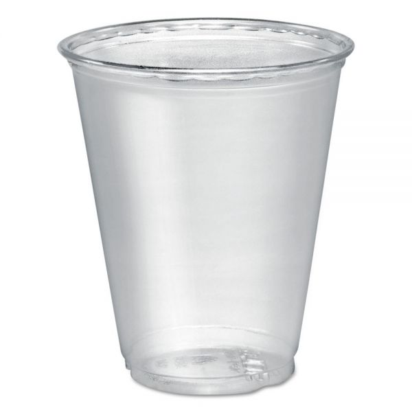 SOLO Cup Company Ultra Clear 7 oz Cold Cups