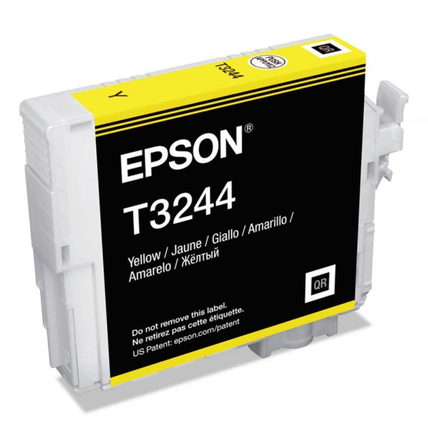 Epson T3244 UltraChrome Yellow Ink Cartridge