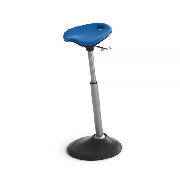 Safco Mobis Seat by Focal Upright - Blue