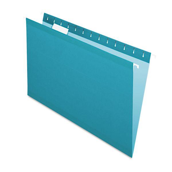 Pendaflex Reinforced Legal Hanging File Folders