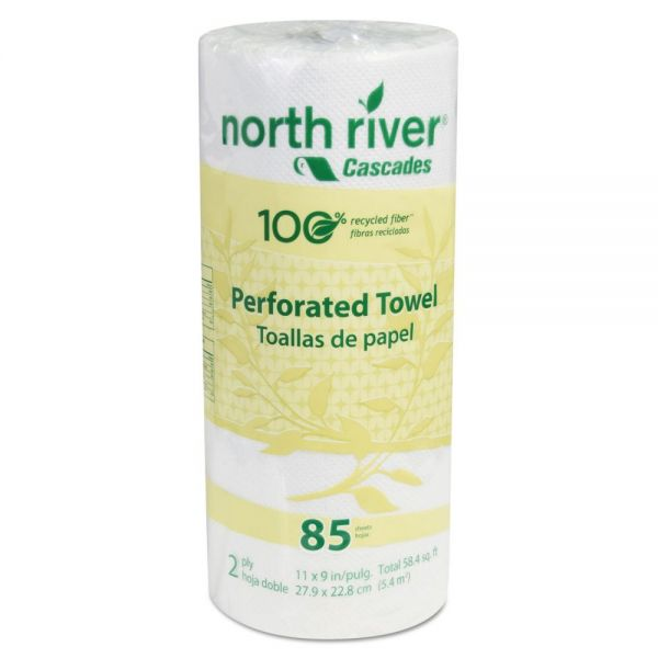Cascades North River Perforated Paper Towels