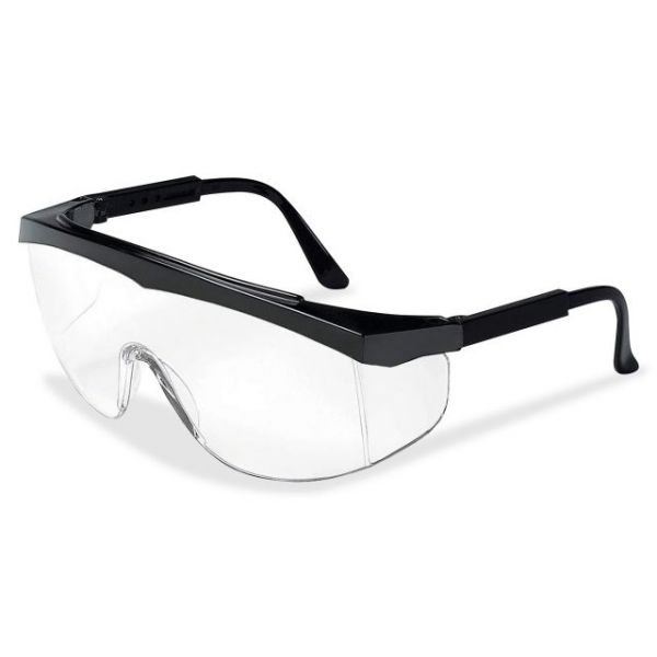 Crews Stratos Wraparound Design Glasses