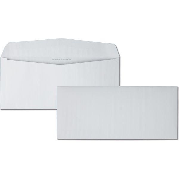 Quality Park Park Ridge Embossed Executive Envelope, #10, 4 1/8 x 9 1/2, White, 500/Box