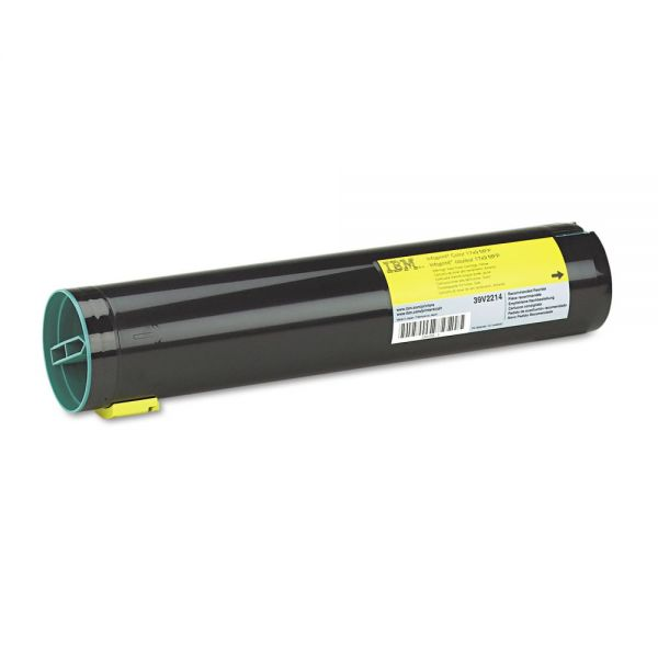 InfoPrint Solutions 39V2214 Yellow Toner Cartridge