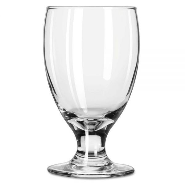 Libbey Embassy Footed 10.5 oz Banquet Goblets