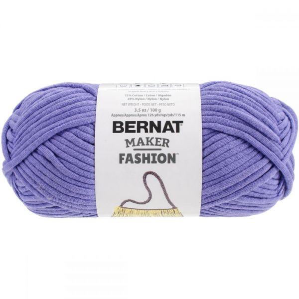 Bernat Maker Fashion Yarn - Purple