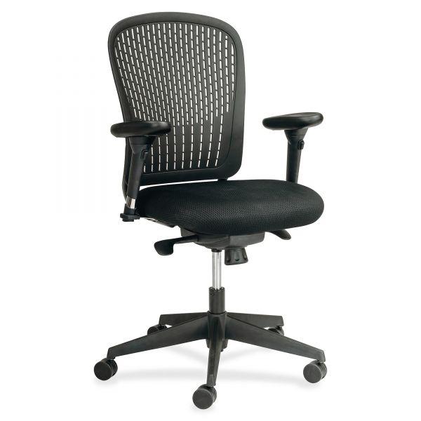 Safco Adjustable Arms Task Chair