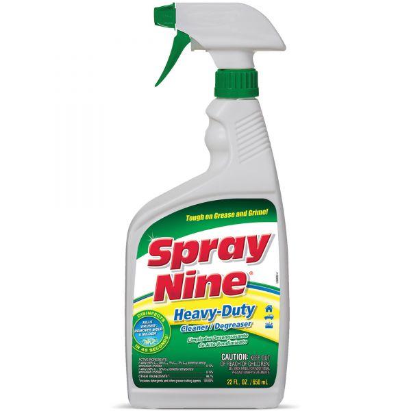 Spray Nine Multipurpose Cleaner & Disinfectant