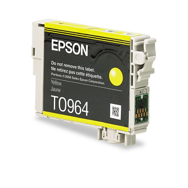 Epson T0964 Yellow Ink Cartridge (T096420)