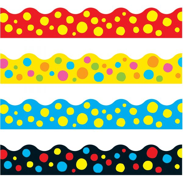 TREND Lotsa Spots Terrific Trimmers