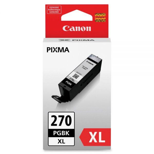 Canon PGI-270XL Pigment Black Ink Cartridge
