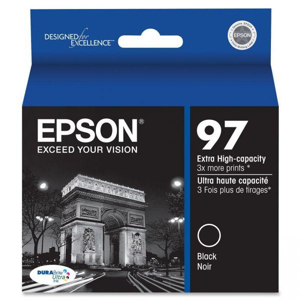 Epson 97 Black Ink Cartridge (T097120)