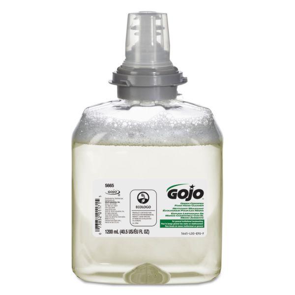 Gojo TFX Green Certified Foam Hand Soap Refill