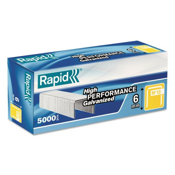"Rapid Fine Wire 5/16"" Staples"