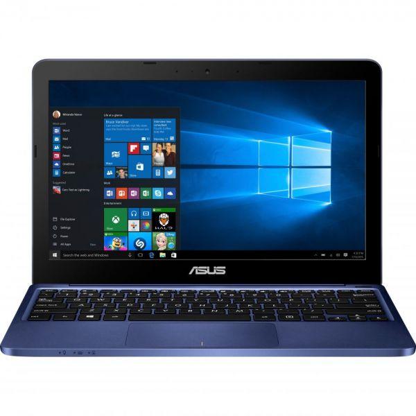 "Asus VivoBook E200HA-US01-BL 11.6"" (Tru2Life) Netbook"