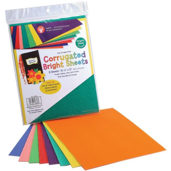 Corrugated Crafting Paper