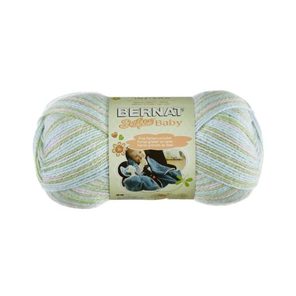 Bernat Softee Baby Yarn - Lavender Lullaby