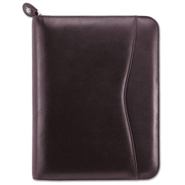 Day-Timer Verona Zip Leather Planner Starter Set