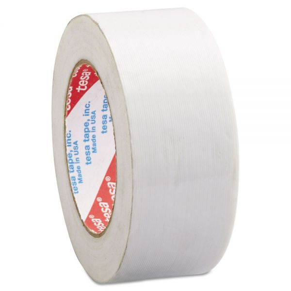 "tesa 319 Performance Grade Filament Strapping Tape, 2"" x 60yds, Fiberglass"