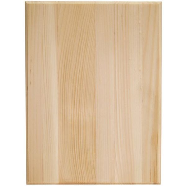 Pine Rectangle Plaque