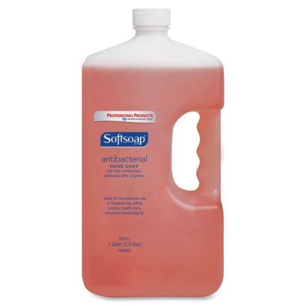Softsoap Antibacterial Liquid Hand Soap Refill