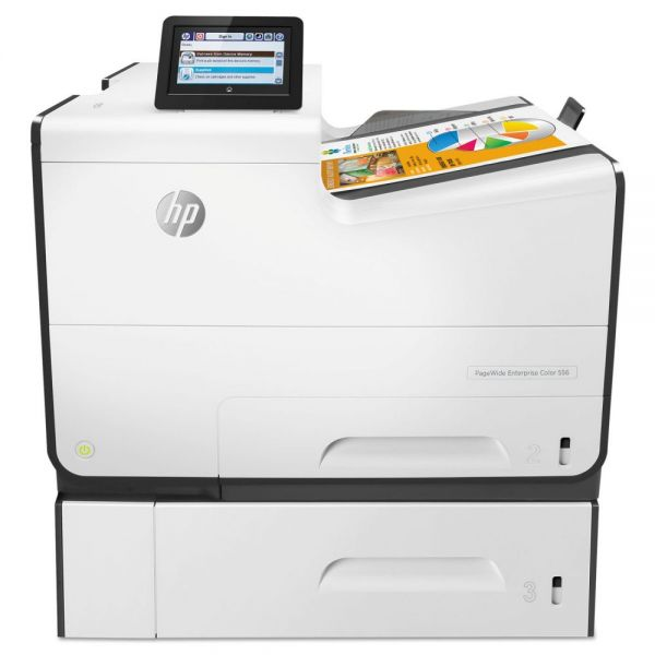 HP PageWide Enterprise Color 556xh Printer