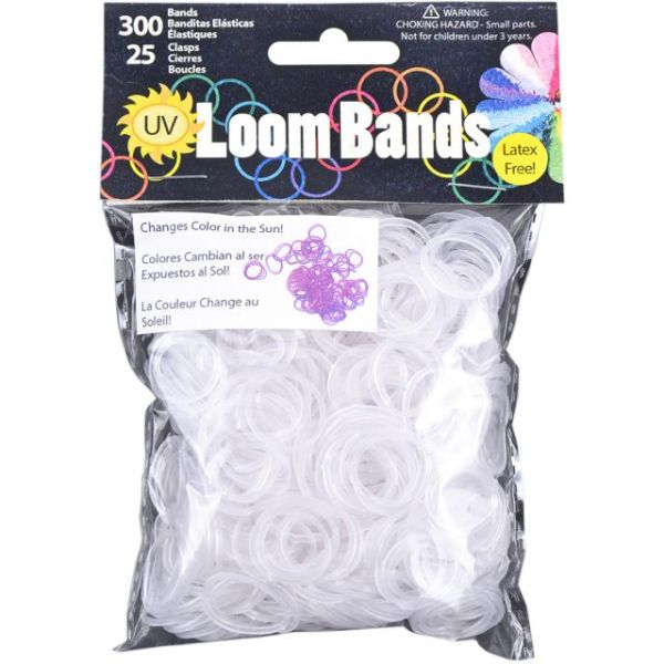 Uv Changing Loom Bands