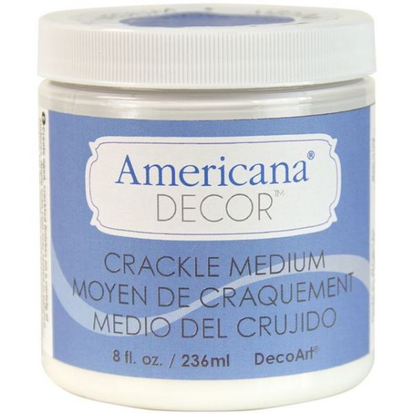 Deco Art Crackle Medium