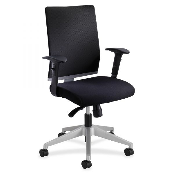 Safco Tez Series Manager Synchro-Tilt Task Chair
