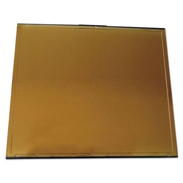 Anchor Brand Gold-Coated Polycarbonate Filter Plates, 15/Carton
