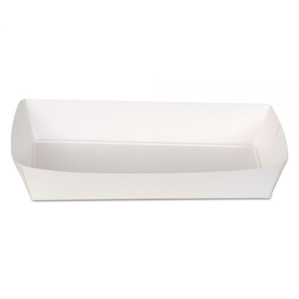Dixie Polycoated Veltone Trays