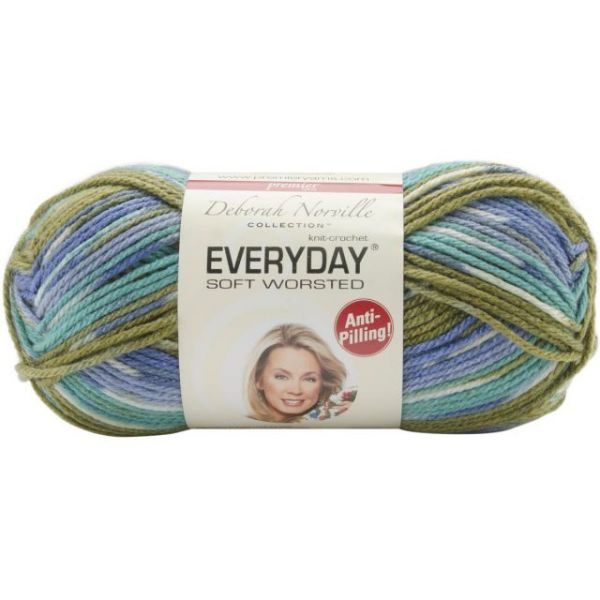 Deborah Norville Collection Everyday Yarn - Mediterranean