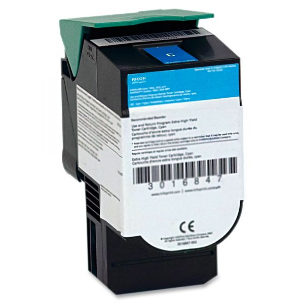 InfoPrint Solutions 39V2431 Cyan Extra High Yield Return Program Toner Cartridge
