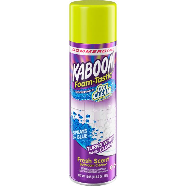 Kaboom Foamtastic Bathroom Cleaner