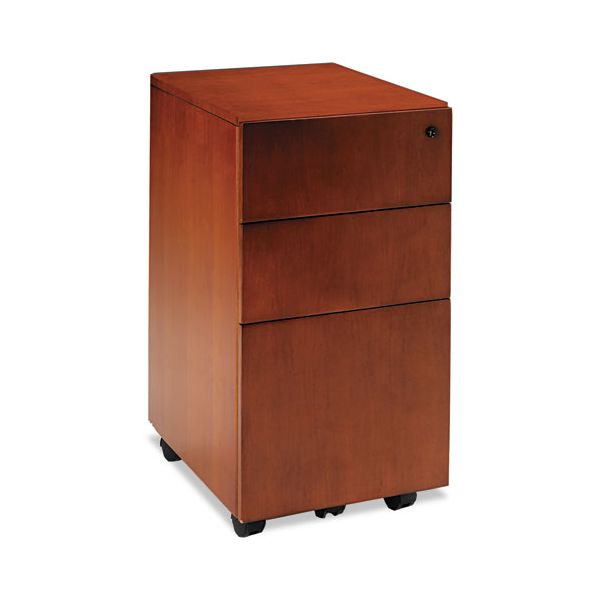 Mayline Stella Series 3-Drawer Mobile File Cabinet