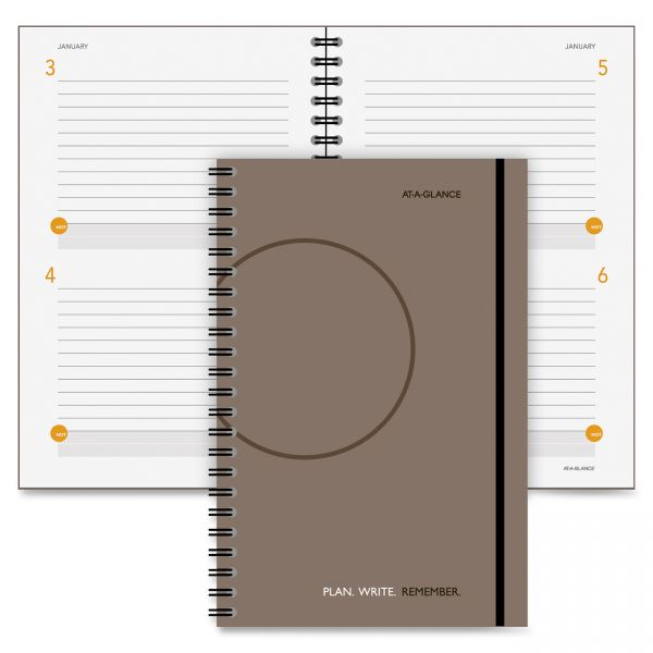 At-A-Glance Planning Notebook