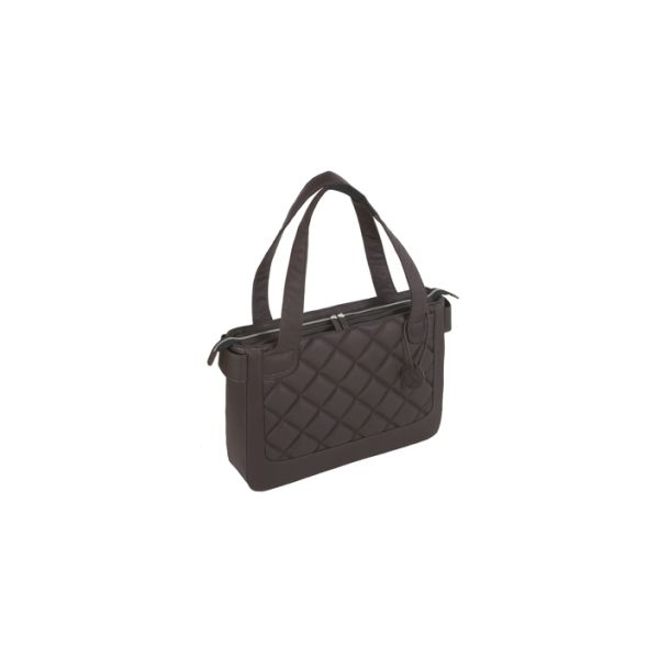 "WIB Vanity WIB-VAN3 Carrying Case (Tote) for 16.1"" Notebook - Espresso"