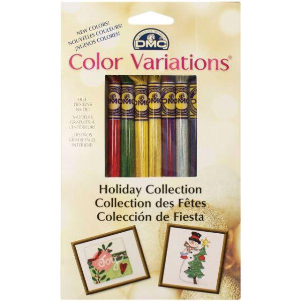 DMC Color Variations Floss Pack 8.7yd 8/Pkg