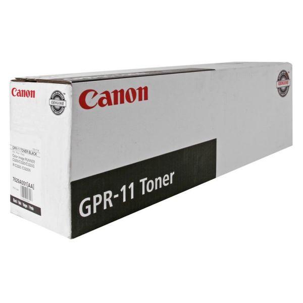 Canon GPR-11 Black Toner Cartridge