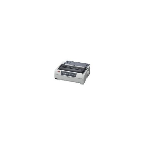 Oki MICROLINE 600 691 Dot Matrix Printer - Monochrome
