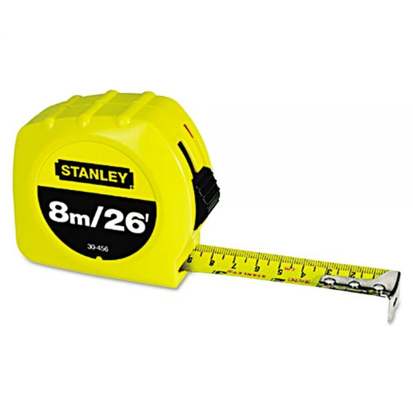 """Stanley Tools Tape Rule, 1"""" x 26ft"""