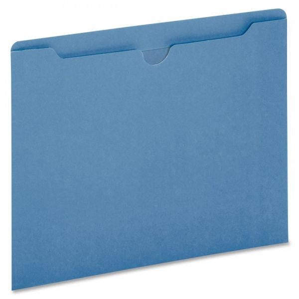 Globe-Weis Colored File Jackets