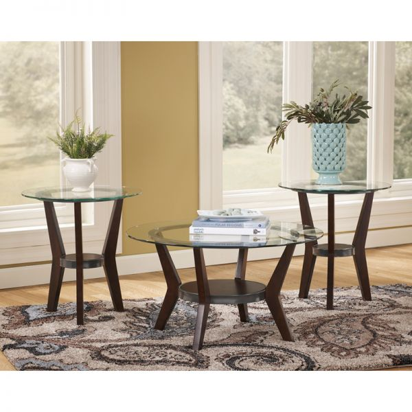 Flash Furniture Signature Design by Ashley Fantell 3 Piece Occasional Table Set